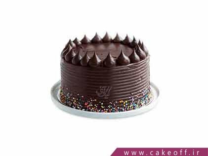 کیک شکلاتی -  قطره های شکلاتی | کیک آف