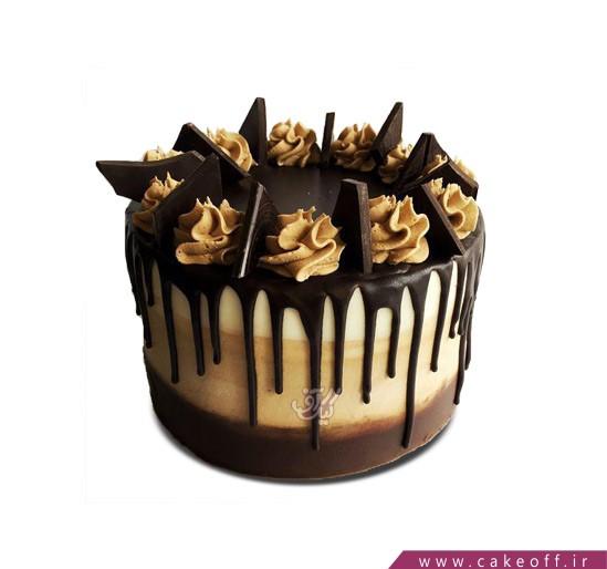 کیک خامه ای - کیک چکه لبخند | کیک آف