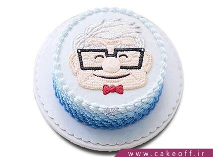 کیک روز پدر - کیک و باز هم پیرمرد محبوب | کیک آف