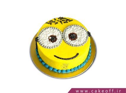 کیک مینیون - کیک دوست خوب من | کیک آف