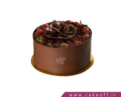 کیک شکلاتی خاطره های دور | کیک آف