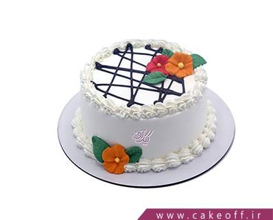 کیک زیبا - کیک تولد رقص در رویا | کیک آف