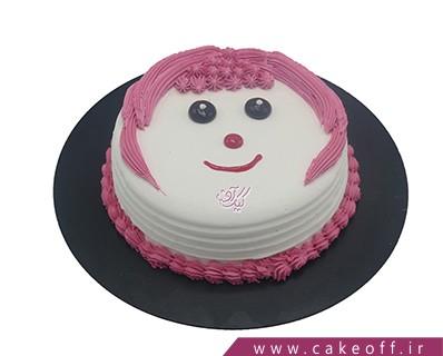 کیک خامه ای عروسک کوچولو | کیک آف