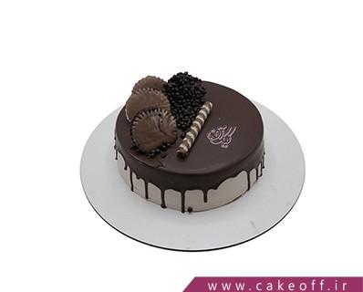 کیک ساده - کیک نسکافه ای من | کیک آف