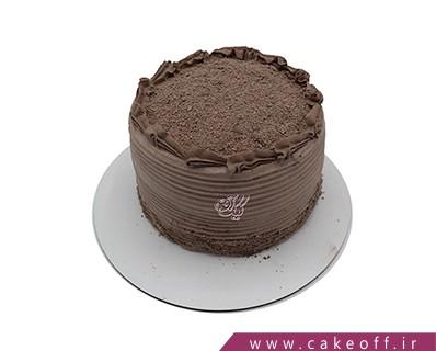 کیک اسفنجی - کیک نسکافه شنی | کیک آف