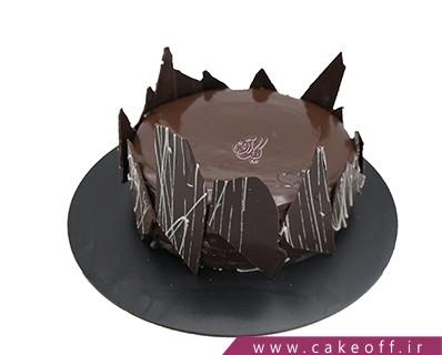 کیک تولد شکلاتی - کیک اقیانوس شکلات ها | کیک آف