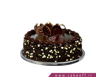 کیک تولد خامه ای - کیک شکلاتی فرشتگان چارلی | کیک آف
