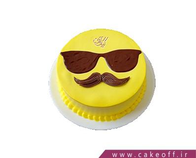 مدل کیک مردانه