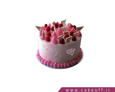 کیک خامه ای - کیک سرباز های خامه ای | کیک آف