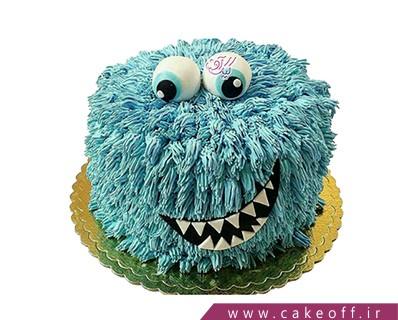 کیک فان - کیک ترسناک - کیک هیولا نمکی | کیک آف