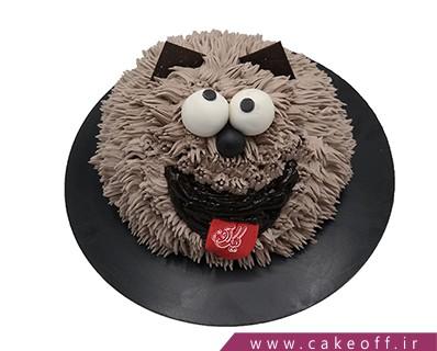 کیک حیوانات - کیک فان - کیک گربه ملوچ | کیک آف