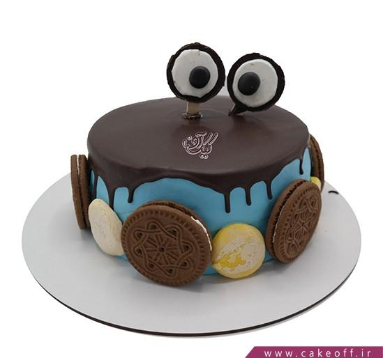 کیک بچگانه - کیک تا به تا | کیک آف