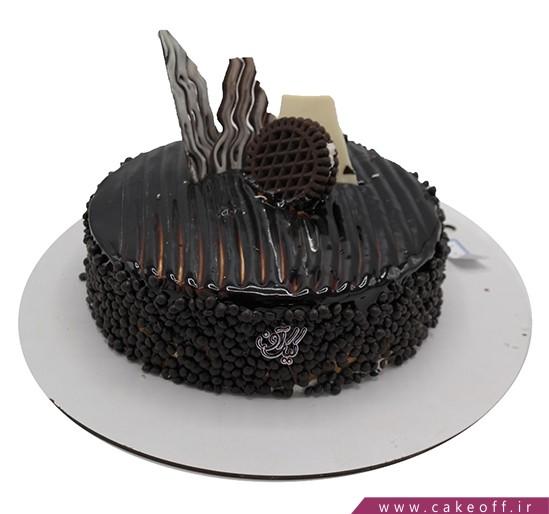 کیک شکلاتی - کیک ریزه شکلات | کیک آف