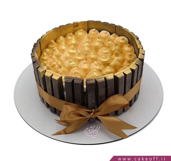 کیک شکلاتی - کیک مذاب شکلاتی   کیک آف