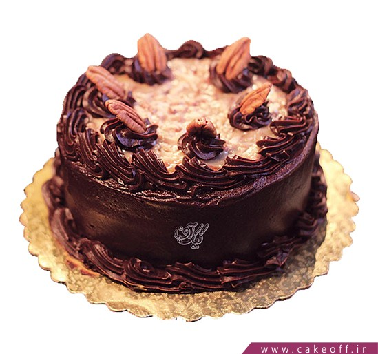 کیک شکلاتی هر گردی گردو نمیشه | کیک آف