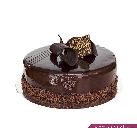 کیک تولد شکلاتی بنهور | کیک آف