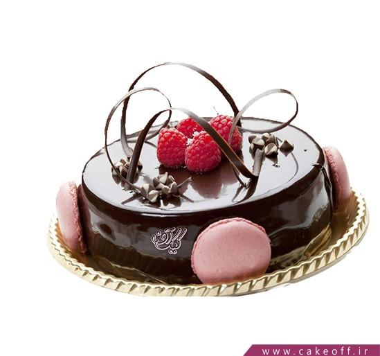 کیک تولد شکلاتی تمشک وحشی | کیک آف
