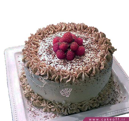 کیک خامه ای آنسوی ابرها