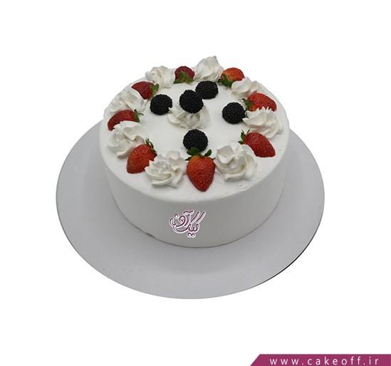 کیک میوه ای ترلان | کیک آف