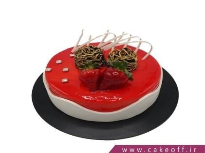 کیک ساده وانیلا | کیک آف