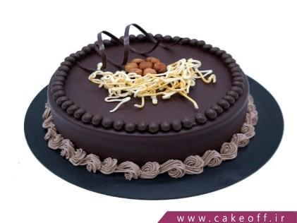 کیک تولد زیبا - کیک شکلاتی به وقت عصرانه | کیک آف