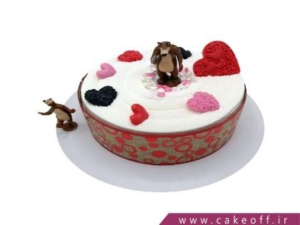 کیک تولد جدید - کیک کودک و خرس های جنگل | کیک آف