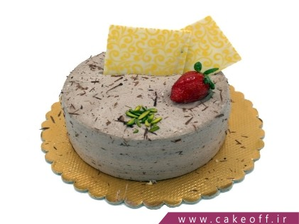 کیک ساده نسکافه ریز | کیک آف