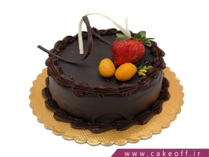 کیک شکلاتی ساده نینا | کیک آف