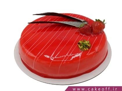 کیک وانیلی - کیک ساده کوک پر | کیک آف