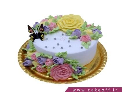 کیک بی بی در باغچه سبز | کیک آف