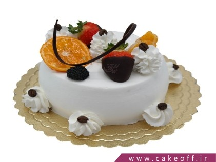 کیک میوه ای شیلا | کیک آف