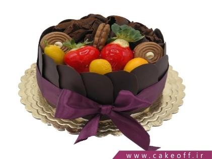 کیک میوه ای فصل خوشمزه | کیک آف