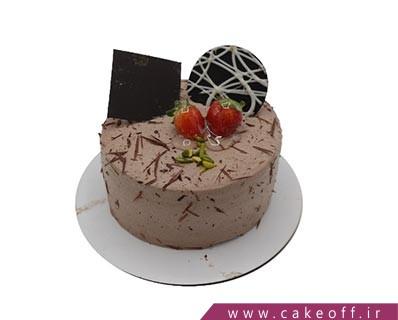 خرید آنلاین کیک - کیک ناتلین نسکافه | کیک آف