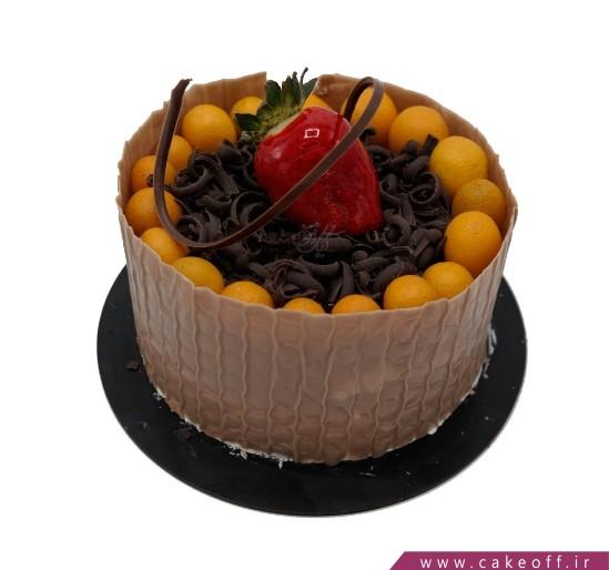 کیک میوه ای - کیک شکلاتی کامکوآت | کیک آف