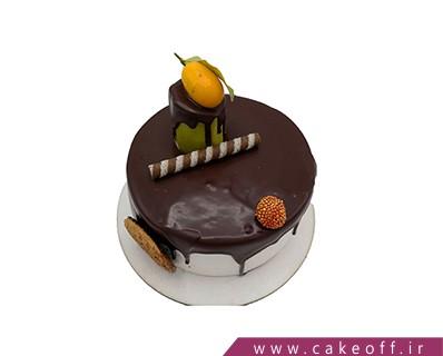 کیک شکلاتی تک | کیک آف