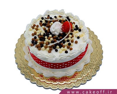 کیک تولد زیبا - کیک تولد ناقابل | کیک آف