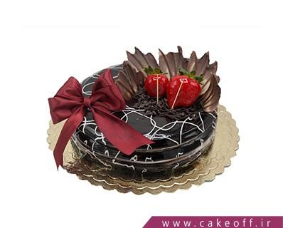 کیک شکلاتی ناتلیا پاپیونی