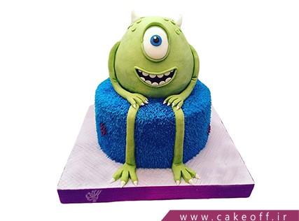 انواع کیک تولد - کیک کارخانه هیولاها 2 | کیک آف
