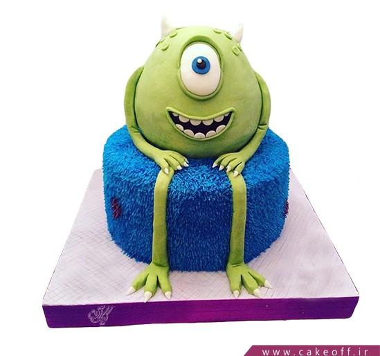 انواع کیک تولد - کیک کارخانه هیولاها ۲ | کیک آف