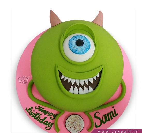 انواع کیک تولد - کیک کارخانه هیولاها ۴ | کیک آف