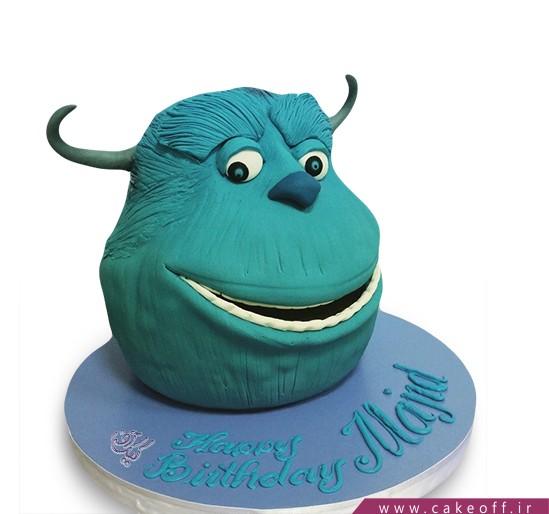 انواع کیک تولد - کیک کارخانه هیولاها ۵ | کیک آف