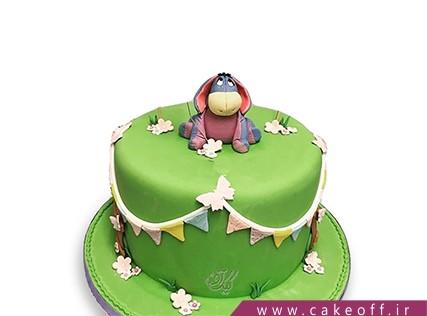 کیک کارتونی اییور 1 | کیک آف