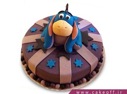 کیک کارتونی اییور 2 | کیک آف