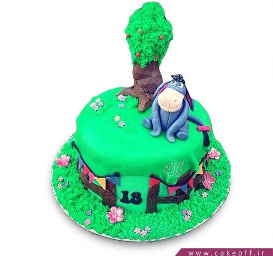 کیک کارتونی اییور 6 | کیک آف