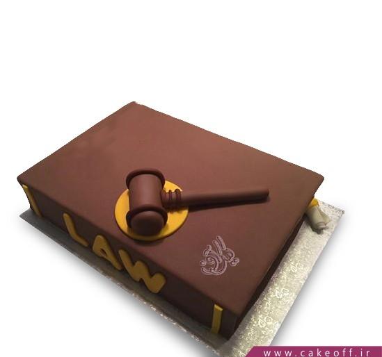 کیک کتاب 9
