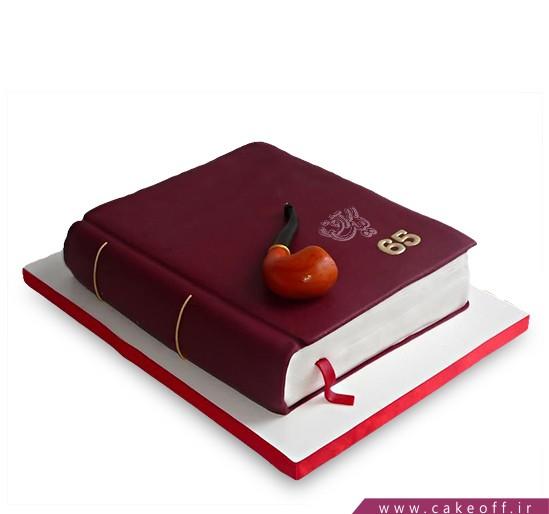 کیک کتاب 6