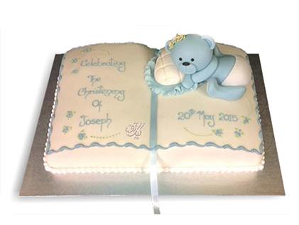 کیک تولد بچه گانه قصه شب | کیک آف
