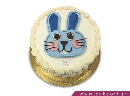 کیک تولد بچگانه - کیک خرگوش 29 | کیک آف