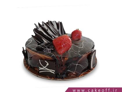 خرید اینترنتی کیک - کیک شکلاتی میکادو | کیک آف