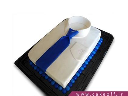 کیک تولد مردانه - کیک تولد پیراهن تو | کیک آف